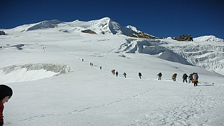 Mera Peak 6600m